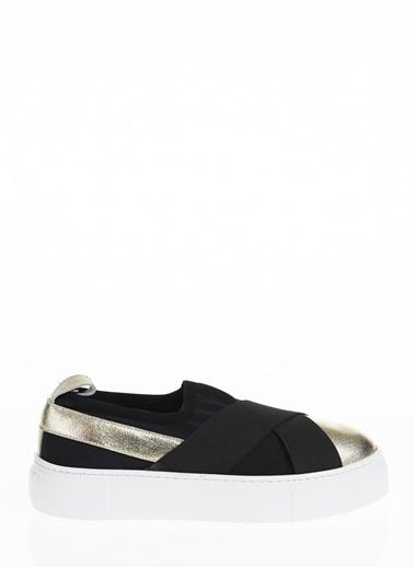 Pegia Ayakkabı Gümüş